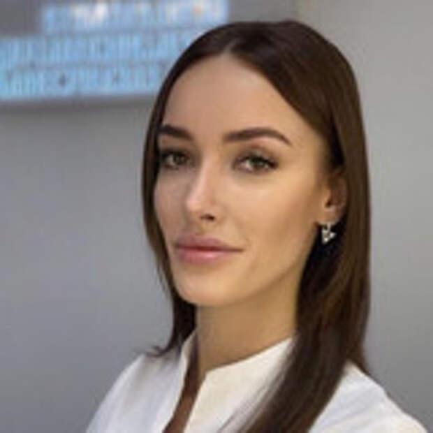 Калуцких Анна Владимировна