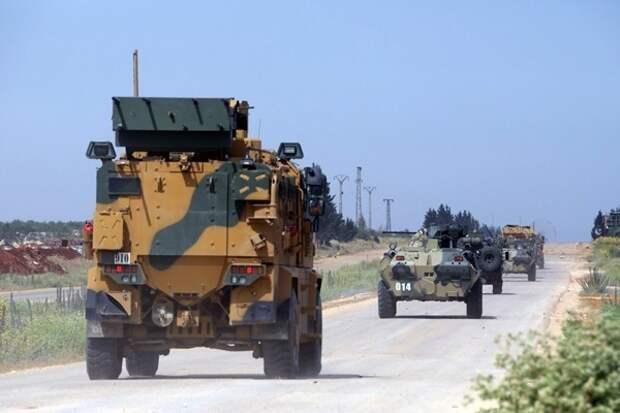 В Совфеде назвали провокацией инцидент с американскими военными и российским патрулём в Сирии