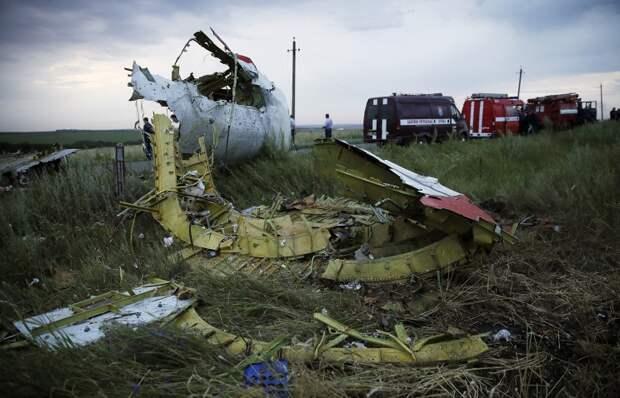 Доклад Нидерландов: Boeing мог разрушиться из-за попадания внешних объектов
