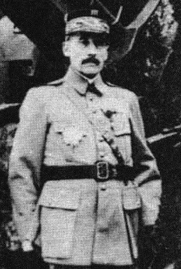 Генерал армии Франции Огюст Луи Адриан. /Фото: horizon14-18.eu