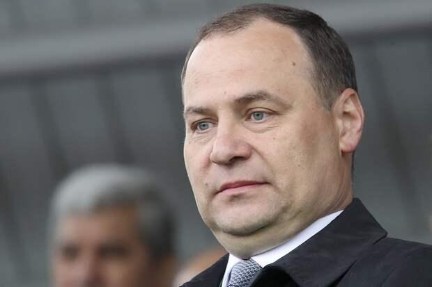 Премьер Белоруссии заявил, что страна испытывает беспрецедентное внешнее давление