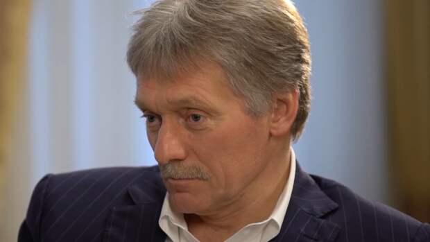"""Песков рассказал о слушателях послания президента в """"Манеже"""""""