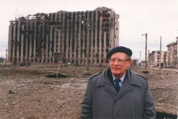 О деятельности кровавого правозащитника Сергея Ковалёва