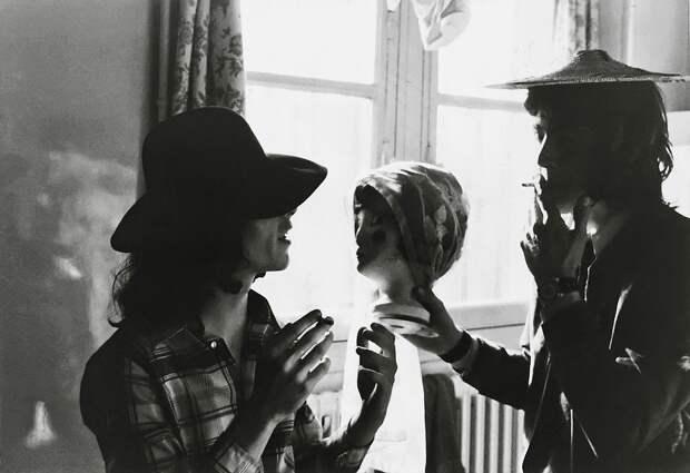 Парижская молодежь на фотографиях Пьера Уэйзера, начало 1970-х