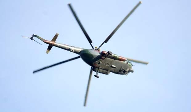 НаКамчатке пропал вертолет