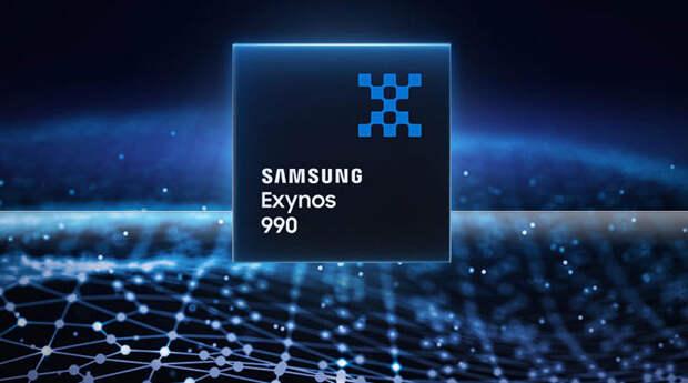 Samsung представила флагманский чипсет Exynos 990 и 5G-модем Exynos Modem 5123