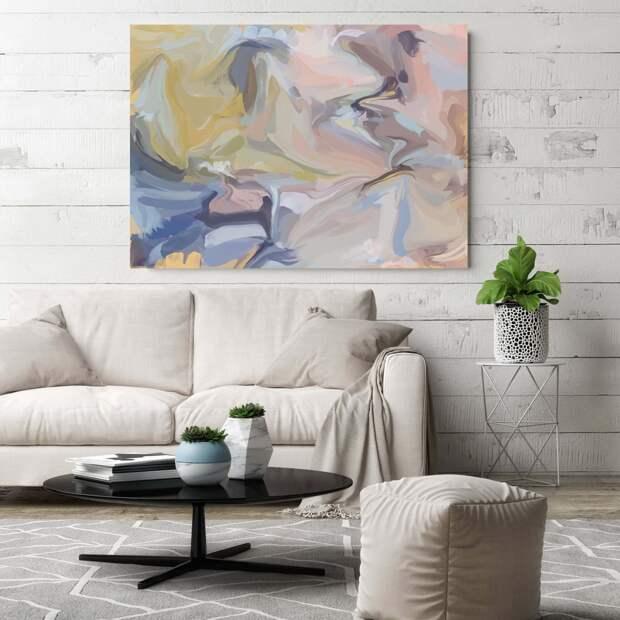 идеи дизайна интерьера вашей гостиной комнаты фото 14
