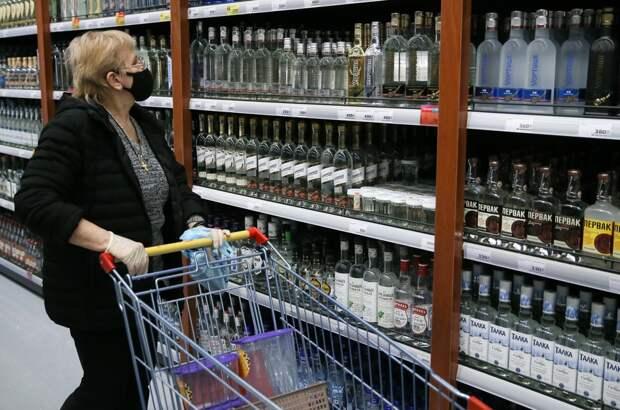 Покупателям сдетьми хотят запретить продавать алкоголь исигареты