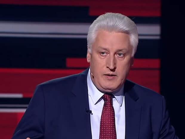 Коротченко объяснил неадекватное поведение Кравчука