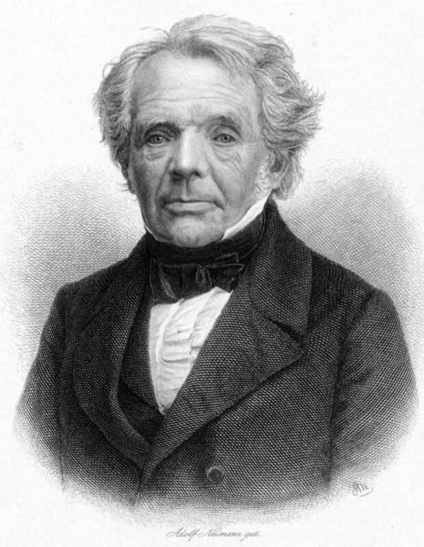 Август Фердинанд Мёбиус.