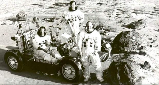 Как американцы 11 раз никогда не были на Луне