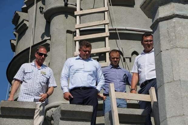 Кабанову постучали со дна стройнадзора Крыма