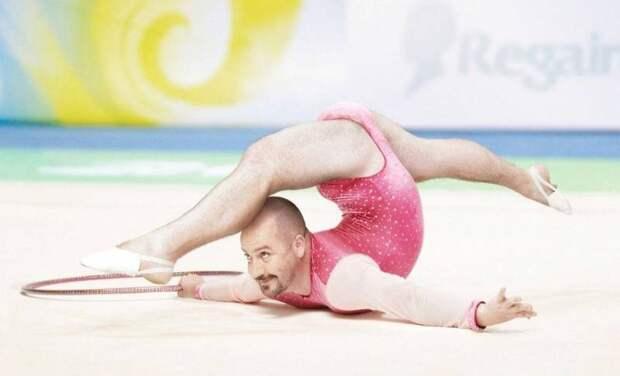 Мужская художественная гимнастика: культурный шок