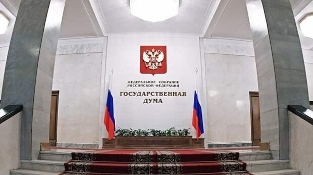 В Госдуме оценили слова Витренко о возможности войны из-за «Северного потока — 2»