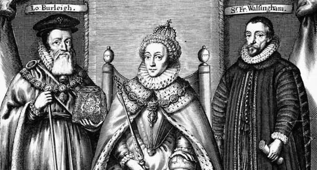 Как королева Елизавета I обеспечивала безопасность страны с помощью шпионов