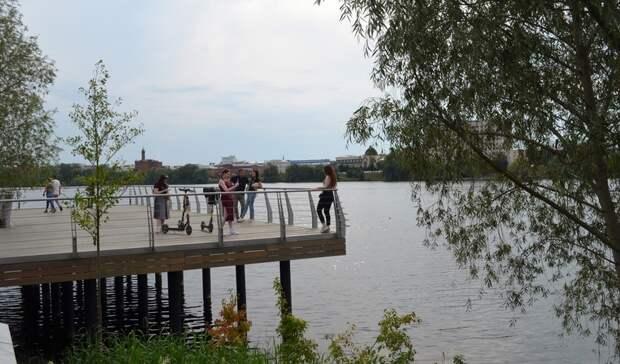 Стала известна летняя программа дляпарков искверов Казани