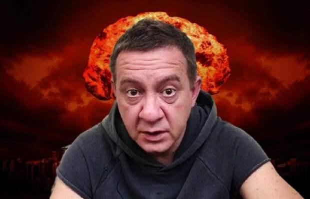 Перешедший на сторону Украины журналист пригрозил победить Россию даже под атомными бомбами
