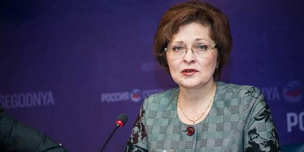 Горбунова в Мосгоризбиркоме заменит Кириллова?