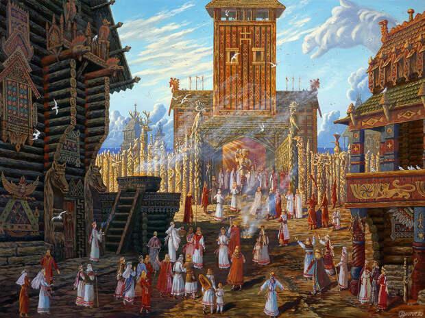 Волхвы древней Руси — не жрецы, не колдуны.