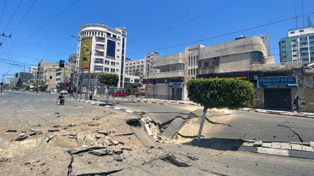 Число погибших от авиаударов Израиля в секторе Газа превысило 100