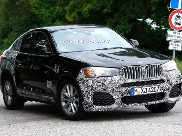 Собраны последние новости о будущих моделях BMW