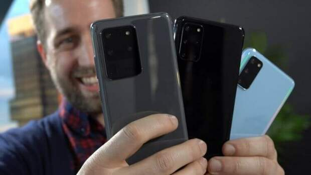 Если вы аккуратно относитесь к вещам, Samsung Upgrade — для вас
