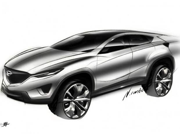 Новый кроссовер Mazda CX-3 появится в ближайшие два года