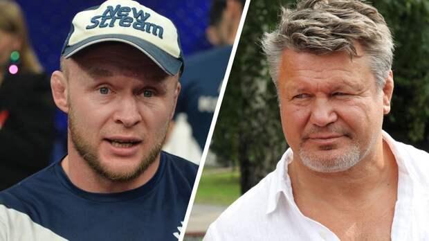 Тактаров обвинил Шлеменко в пиаре пива и Моргенштерна. А на предложение поговорить ответил: «Пусть извинится»
