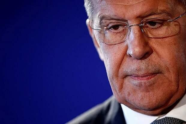 Лавров назвал нелегитимной череду антироссийских санкций