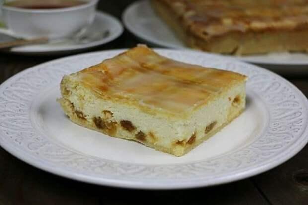 Краковский пирог. Домашний торт, который даст фору любому чизкейку 2