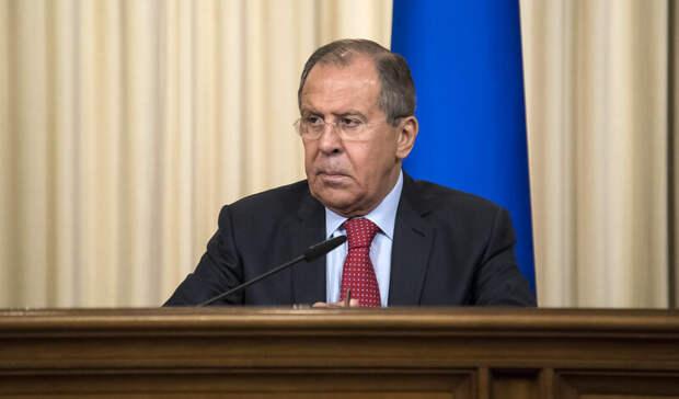Сергей Лавров сообщил об ответных санкциях в отношении США