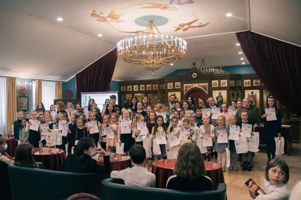 В Бобруйске назвали победителей конкурса детских рисунков ´Пасхальная радость´.