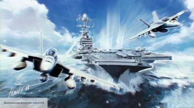 National Interest: новое оружие Кремля – конец эпохи авианосцев США