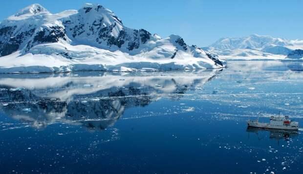 Антарктида может стать эпицентром всемирной катастрофы в 2060 году