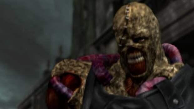 Первое появление Немезиса – Resident Evil 3 (1999)
