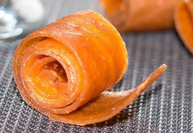 Мармелад к чаю на замену сахару: сделали из кило яблок