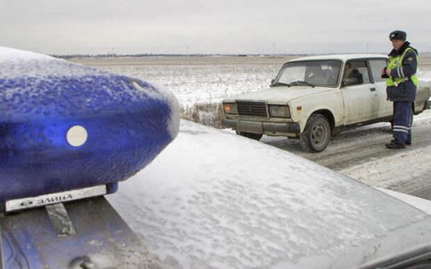 Опять разводка от ГИБДД: вы установили не те шины