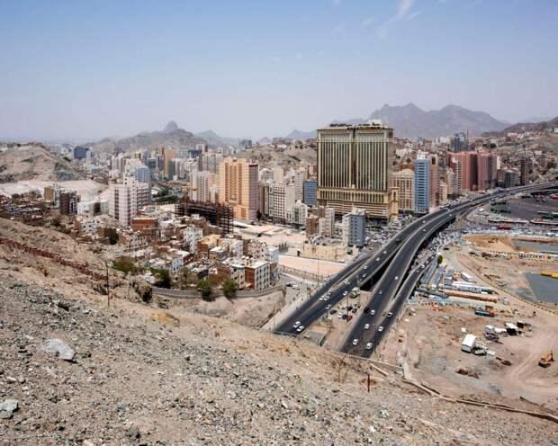 9 эпичных фото Саудовской Аравии, где будущее вытесняет прошлое