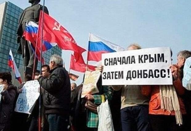 Ищенко объяснил свою позицию, почему Россия скоро будет вынуждена присоединить Донбасс
