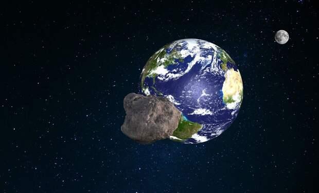 НАСА: к Земле приближается «пирамида Хеопса»