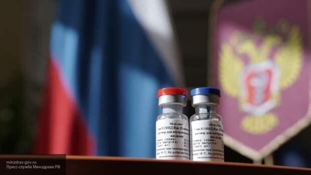 Посольство США исключило возможность приобретения Украиной вакцины РФ