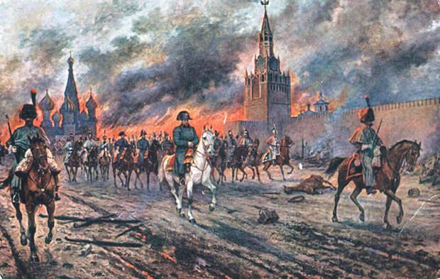 Уроки истории. А встречался ли генерал Мороз с Наполеоном?