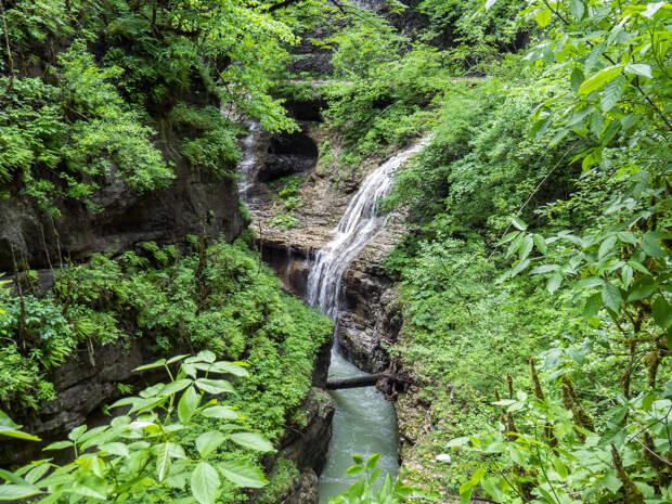 От Мезмая до Гуамки: идём и едем по Гуамскому ущелью