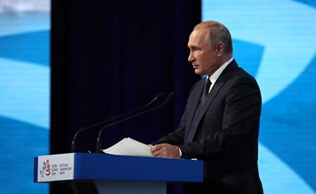 Путин высказался о критике власти российскими СМИ