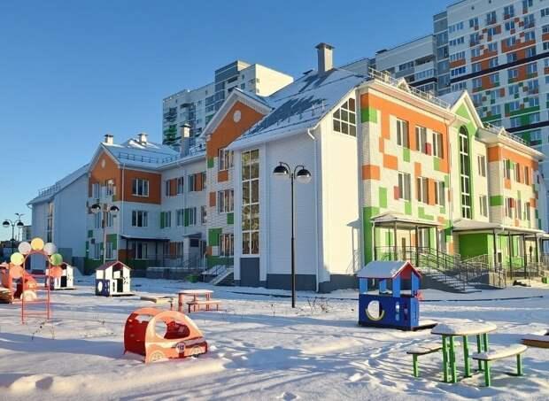 В Ижевске началась запись в новый детский сад на улице Берша