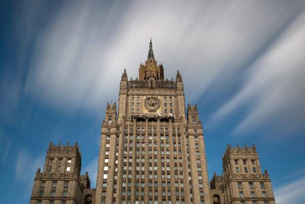МИД заявил об ответных мерах в связи с враждебными действиями США