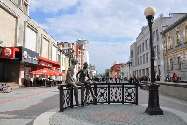 Что посмотреть в Екатеринбурге: топ-20 достопримечательностей