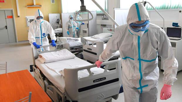 В Москве за сутки коронавирус подтвердился у 2 718 человек