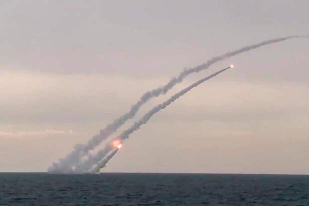 """Операция """"Бегемот"""": К-407 произвела залповый пуск 16 ракет 30 лет назад"""