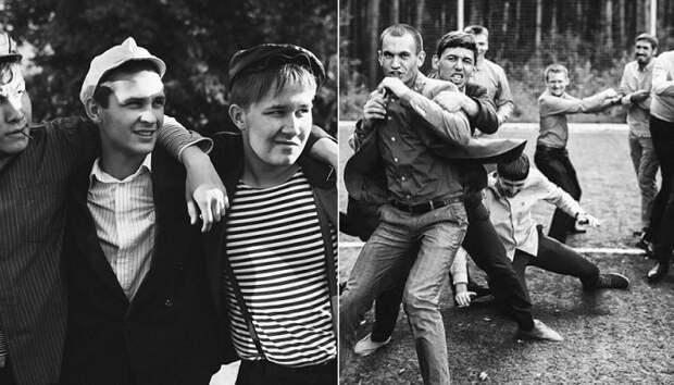 Какими были хулиганы в СССР и какие негласные правила они устанавливали во дворах